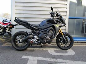 Yamaha MT-09 Tracer - Low Miles!