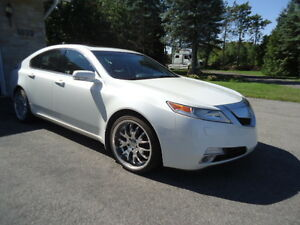 2009 Acura TL BASE--SH AWD Other