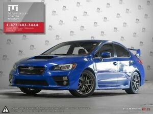 2016 Subaru WRX STI Sport-tech Package 4dr All-wheel Drive Sedan