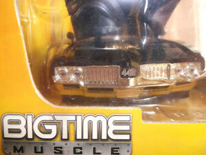 Model Car Unopend BigTime Muscle 1970 Oldsmobile 442
