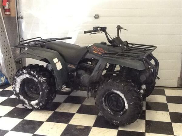 Used 1997 Yamaha BIG BEAR