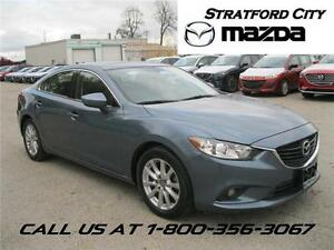 2014 Mazda Mazda6 GS Leather Navi NEW BRAKES AND TIRES!