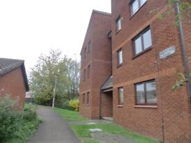 Bright well presented one bed flat close to all local amenities. In quiet development with parking.