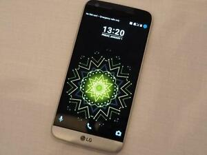 LG G5 w/ Nougat unlocked w/ Lifeproof Case