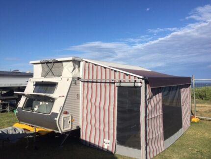 Coromal Poptop Caravan Flagstaff Hill Morphett Vale Area Preview