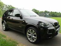 2009 (09) BMW X5 3.0 30d M Sport xDrive !!!ZERO DEPOSIT FINANCE ARRANGED!!!