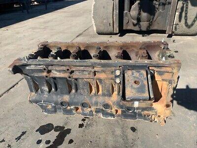 Toyota 14z Engine Bare Block Off Forklift