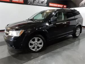 2010 Dodge Journey R/T-AWD-7 PASSAGER-MAGS-CUIR-TOIT