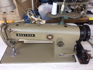BROTHER Industrial Sewing Machine Fairfield Fairfield Area Preview