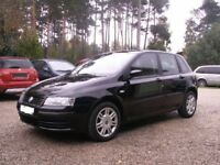 2004 Fiat Stilo 1.4 Active - 6 speed Manual - Low Mileage - Long MOT
