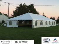 Backyard Event Tent Rentals