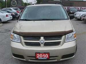 2010 Dodge Grand Caravan SE Stow N Go