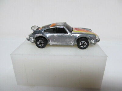 Hot Wheels LOOSE -Vintage Super Chrome Porsche P-911