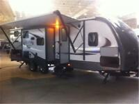 SIMPLY OUR FINEST 28' BUNK TRAILER, HEAD OF ITS CLASS!