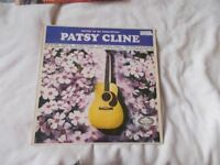 Vinyl LP Never To Be Forgotten Patsy Cline Hallmark SHM 720 Mono