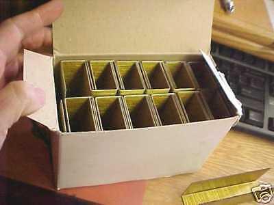 Atro Air Nailer Gun Framing Nails 1.5 Heavy Gauge Box