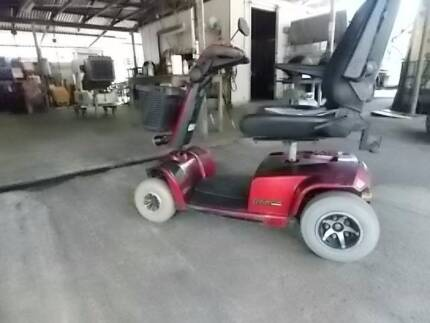 Mobility scooter.