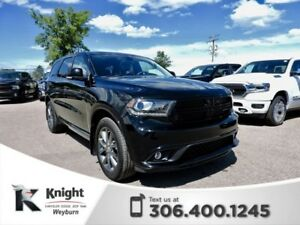 2017 Dodge Durango GT Heated Leather Sunroof Remote Start Back-U