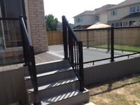 PROFESSIONALLY BUILT DECKS, FENCES AND BACKYARD STRUCTURES.
