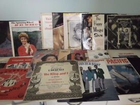 Selection Rock n Roll/ Jazz/ Easy Listening Vynil Albums
