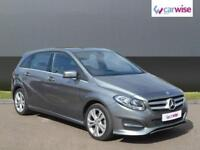 2015 Mercedes-Benz B Class B200 CDI Sport 5dr Diesel grey Manual