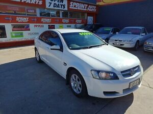 2009 Holden Commodore VE MY09.5 Omega White 4 Speed Automatic Sedan Somerton Park Holdfast Bay Preview