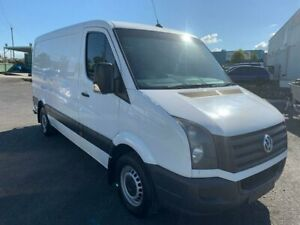 2012 Volkswagen Crafter 2EH1 35 TDI330 Van LWB 3dr Auto 6sp 2.5DT White Automatic Van Sheldon Brisbane South East Preview