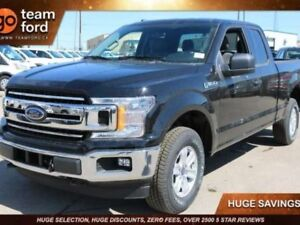 2018 Ford F-150 XLT, 301A, 4X4, SYNC3, FORD PASS, CLOTH, CRUISE