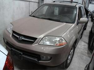 2002 Acura MDX AS-IS