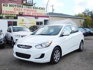 """SALE THIS WEEK"" 2014 HYUNDAI ACCENT AUTO LOAD 70K-100% FINANCE"