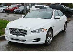 2013 Jaguar XJ 3.0 Supercharcged AWD Portfolio PKG