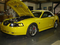 2004 Ford Mustang GT SVT Cobra Terminator Convertible