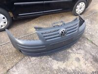 Vw Caddy Van Front Bumper
