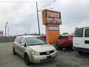 2006 Nissan Quest S***ONLY 170KMS***AS IS SPECIAL***