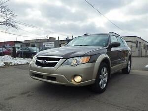 SOLD!!!SUBARU OUTBACK 2.5 AWD! L.L. BEAN EDITION! CERTIFIED!