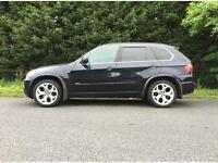 BMW X5 30d M Sport XDrive 7 Seat MY Cheap Tax 87k FSH