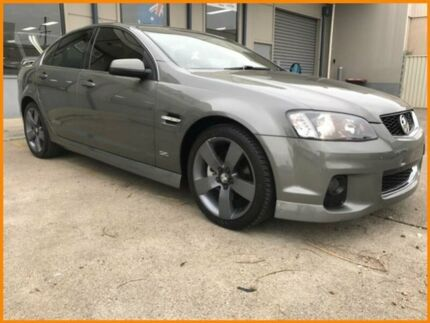 2012 Holden Commodore VE II MY12.5 SS Z-Series Alto Grey 6 Speed Manual Sedan