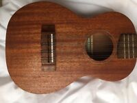 Taropatch (8-stringed ukulele) by Rob Collins