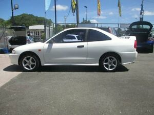 1997 Mitsubishi Lancer CE MR White 5 Speed Manual Coupe Nambour Maroochydore Area Preview