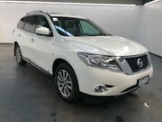 2015 Nissan Pathfinder R52 MY15 ST-L (4x4) Ivory Pearl Continuous Variable Wagon Albion Brimbank Area Preview