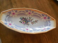 Antique Celery Dish made in Germany