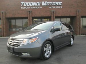 2012 Honda Odyssey TOURING | DVD | NAVIGATION |REAR VIEW CAMERA