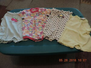 Girl's Size 0-3months Rompers, Sundresses & Summer Dresses