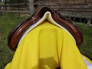 "16.5"" Barnsby English Saddle Penticton Kelowna image 5"