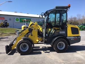 NEW WACKER NEUSON WL32 - ARTICULATED WHEEL LOADER -