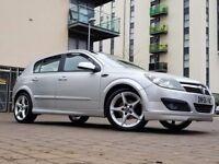 Vauxhall Astra1.8 i 16v SRi 5dr ((WARRANTED MILEAGE+12M MOT+SOLAR GLASS ROOF))