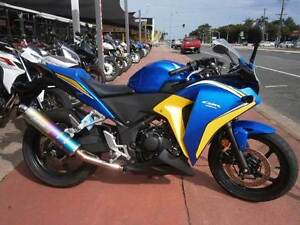 2013 HONDA CBR 250 LIMITED EDITION Mackay Mackay City Preview