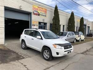 2011 TOYOTA RAV4 4WD (4 CYL)TRES PROPRE/AUT/AC/MAGS/GR-ELECT