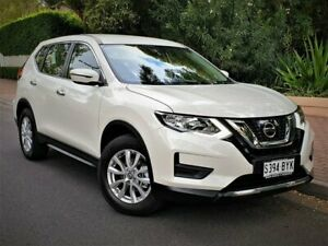 2018 Nissan X-Trail T32 Series II ST X-tronic 2WD Ivory Pearl 7 Speed Constant Variable Wagon Prospect Prospect Area Preview
