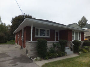119 Oxford St., Kitchener - Family Bungalow with Parking $1275